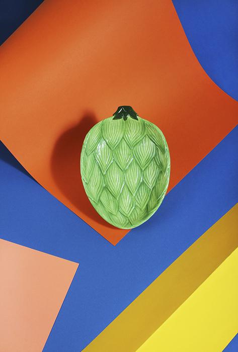 fruitschaal artisjok small
