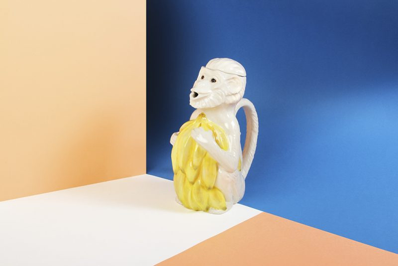 monkey jug small